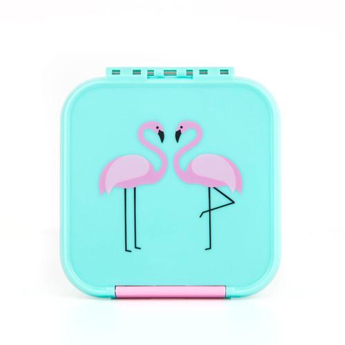Little Lunch Box Co - Bento Two - Flamingo