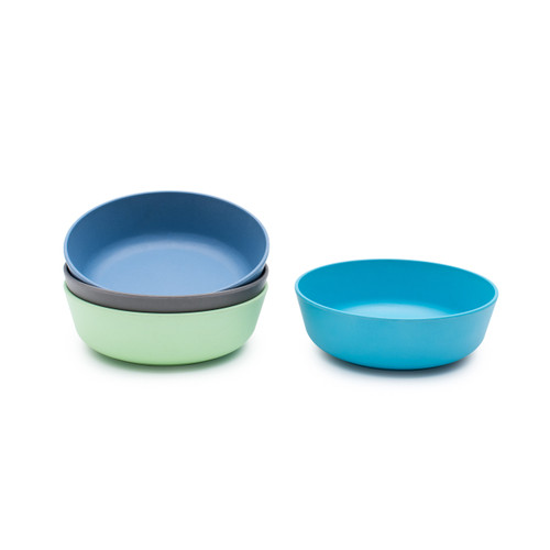 bobo&boo 4 pack of Bowls - Coastal