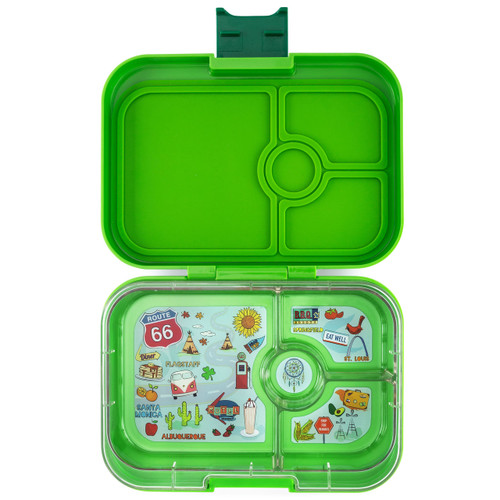 Yumbox Panino - Avocado Green