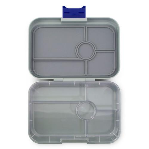 Yumbox Tapas - Flat Iron Grey 5 Compartment
