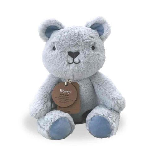 O.B. Designs Huggie - Beau Bear (Blue)