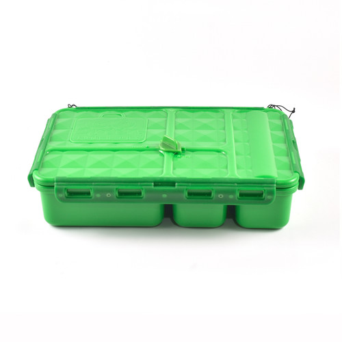 Go Green Snack Box - Green