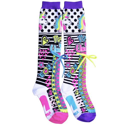 MADMIA Socks - Unicorn Magic