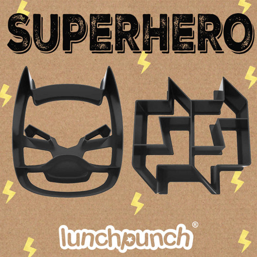 Lunch Punch (2 set) - Superhero