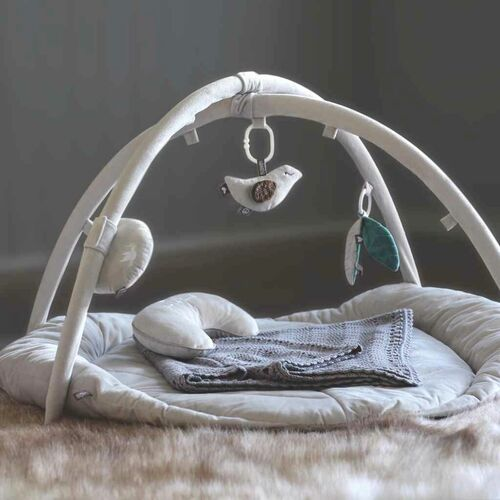 O.B. Designs Super Plush Activity Playmat
