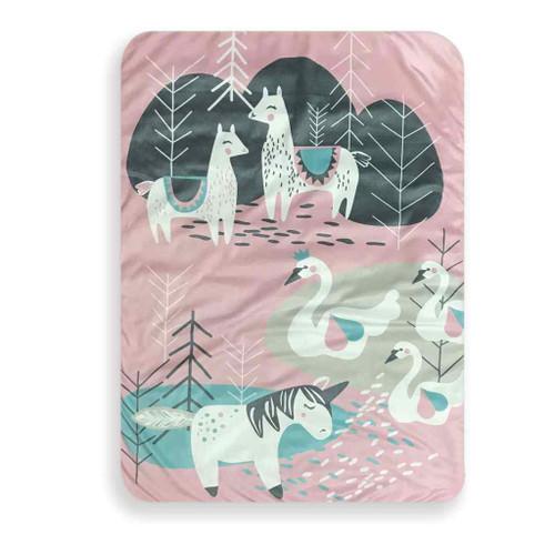 O.B. Designs Playmat - Sweet Romance