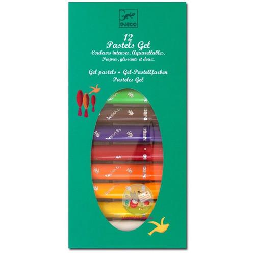 Djeco Gel Pastels - Classic