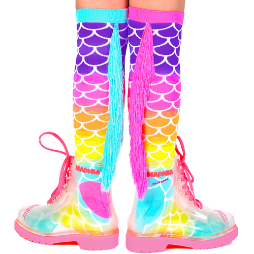 MADMIA Toddler Socks - Mermaid
