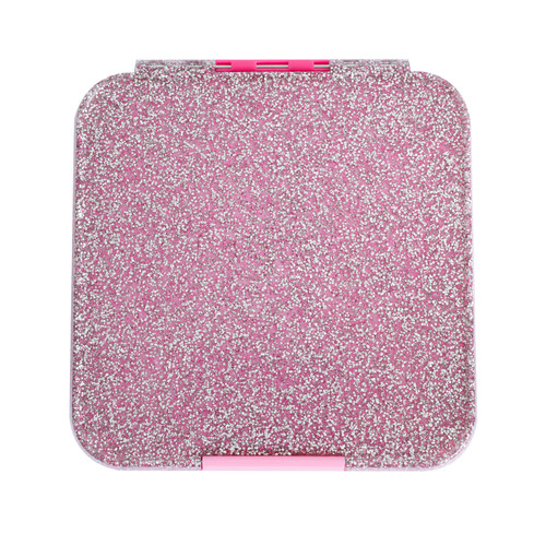 Little Lunch Box Co - Bento Five - Pink Glitter (PRE-ORDER - ETA 22 MAY)