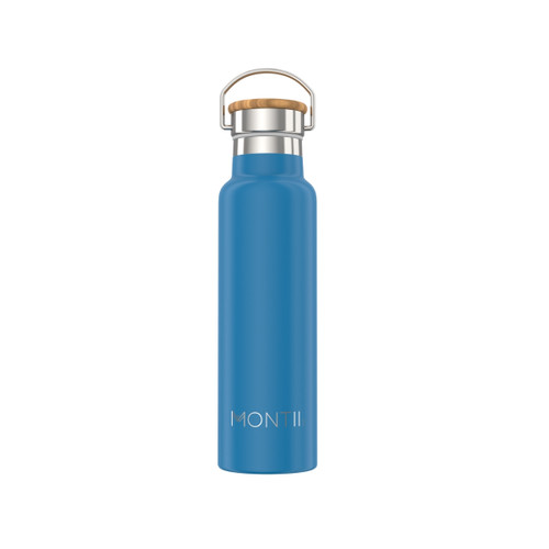Montii Insulated Drink Bottles (600ml) - Royal Blue