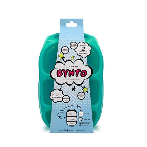 Goodbyn Bynto with Dipper Set - Neon Aqua