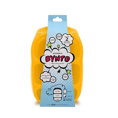 Goodbyn Bynto with Dipper Set - Neon Orange
