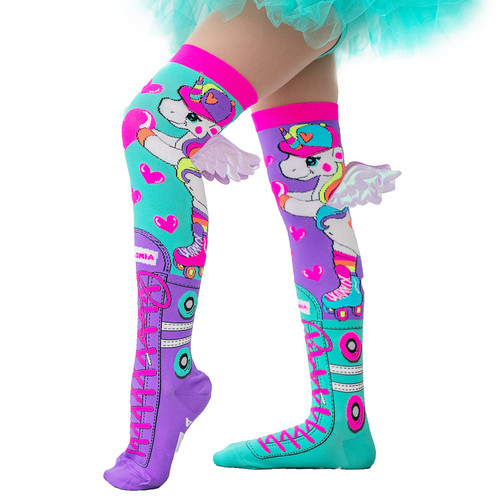 MADMIA Socks - Skatercorn with Wings (OUT OF STOCK)