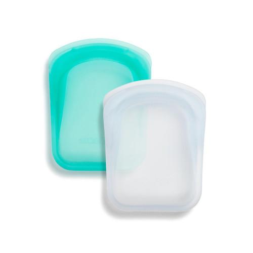 Stasher Silicone Pocket Sized Storage Bag - 2-Pack