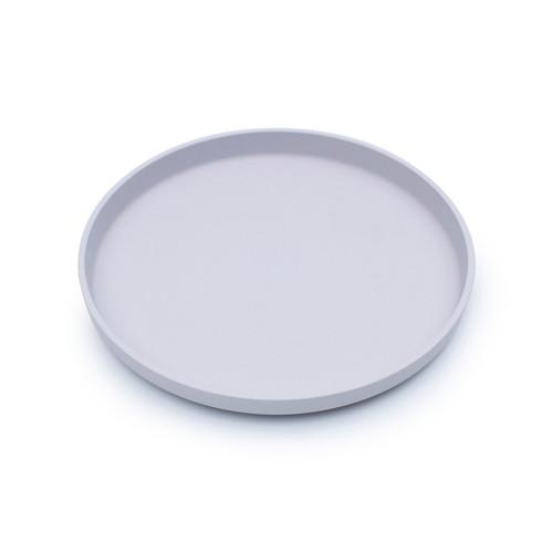 bobo&boo Plant-based Plate - Grey (COMING SOON)