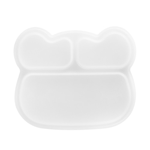 We Might Be Tiny Stickie Plate Lid - Bear