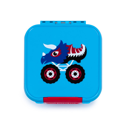 Little Lunch Box Co - Bento Two - Monster Truck