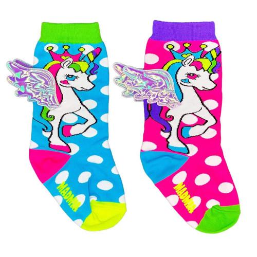 MADMIA Baby Socks - Flying Unicorn