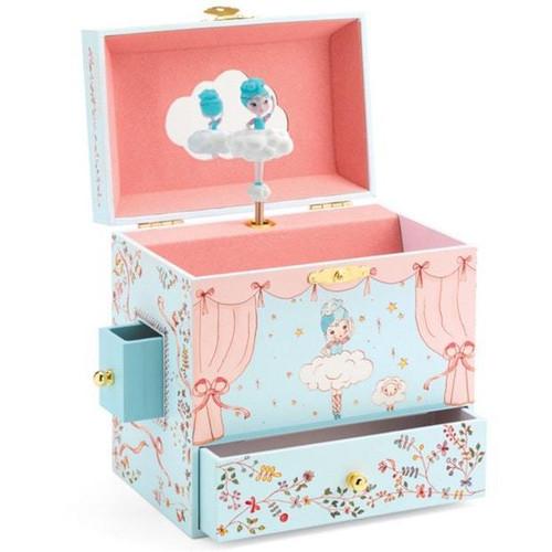 Djeco Grand Ballerina Music Box