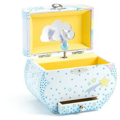 Djeco Unicorn Dream Tune Music Box