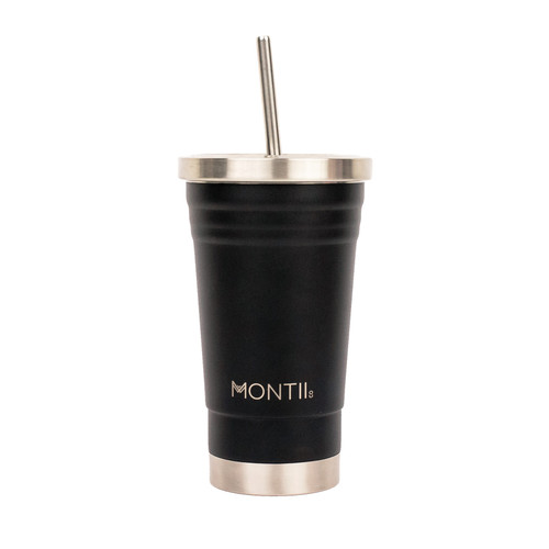 Montii Smoothie Cup - Black