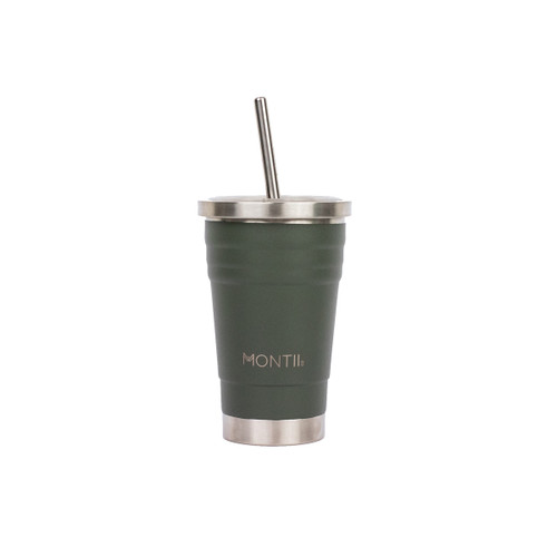 Montii Mini Smoothie Cup (275ml) - Moss