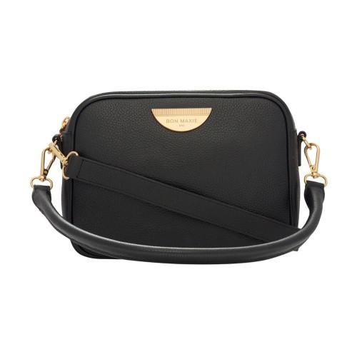 Bon Maxie Sidekick Crossbody Bag - Black (OUT OF STOCK)