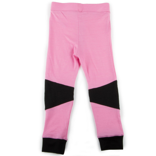 Little Flock of Horrors - Patch Leggings - Chateau Pink (ONLY SIZE 4 & 5 YEARS LEFT)