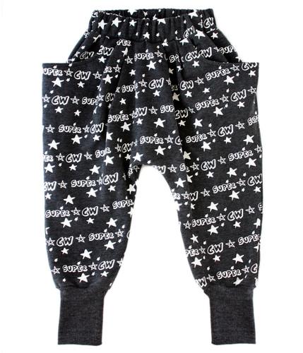 Curious Wonderland Super Star Harem Pants