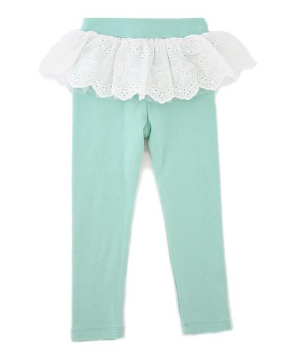 Curious Wonderland Princess Leggings - Green (LAST ONE LEFT - SIZE 2 YEARS)