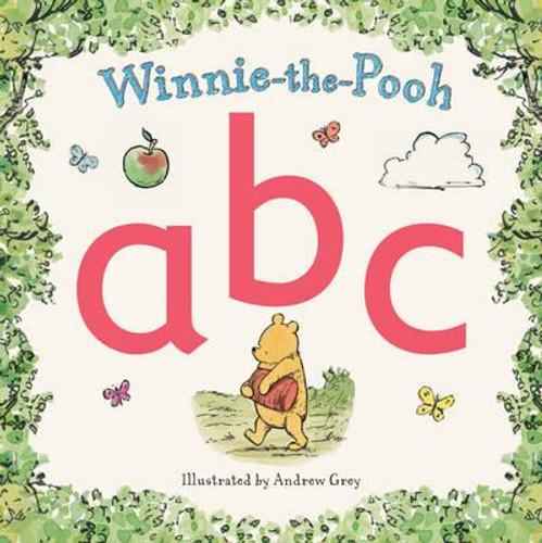 Winnie The Pooh a-b-c
