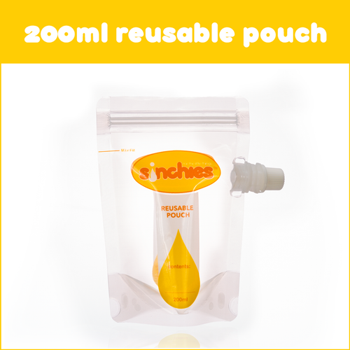 Sinchies 200ml Pouches [FROM $7.00]