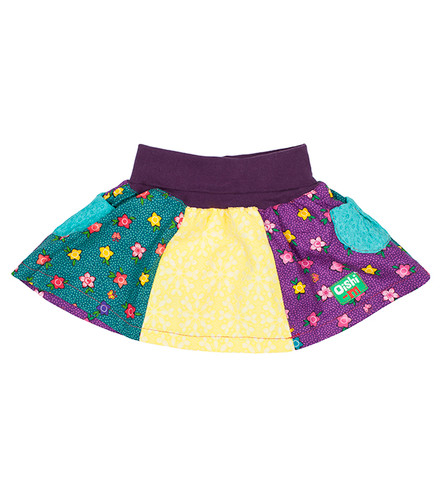 Oishi-m Suzy Q Skirt (ONLY SIZE 6-15 MONTHS LEFT)