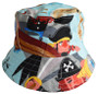 Nettle & Wolf Sunhat - Pirate Island (LAST ONE LEFT - SIZE XS)