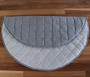 Mister Fly Quilted Reversible Playmat - Charcoal / Light Grey (OUT OF STOCK)