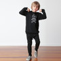 Little Flock of Horrors - Lowdown Trackies - Geo Triangle [FROM $60] (ONLY SIZE 0-3M, 3-6M, AND 8|9Y LEFT)