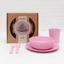 bobo&boo Dinnerware Set - Blossom