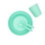 bobo&boo Dinnerware Set - Mint