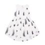 Milk & Masuki Singlet Dress - Different Strokes (LAST ONE LEFT - SIZE 3 YEARS)