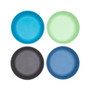 bobo&boo 4 pack of Dinner Plates - Coastal