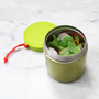 Goodbyn Uno Insulated Food Jar (350ml) - Green