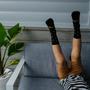 Lamington Merino Crew Socks - Alfie [FROM $15.90]