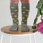 Lamington Merino Socks - Coast [FROM $17.90]