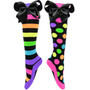MADMIA Socks - Liquorice Bows