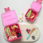 Little Lunch Box Co - Bento Five - Pink Glitter