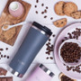 Montii Insulated Coffee/Travel Cup - Grey
