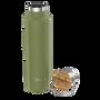 Montii Mega Insulated Drink Bottles (1L) - Olive