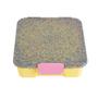 Little Lunch Box Co - Bento Five - Yellow Glitter