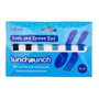 Lunch Punch Spoon & Fork Set - Blue (Set of 3)