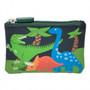 Bobble Art Wallet - Dinosaur